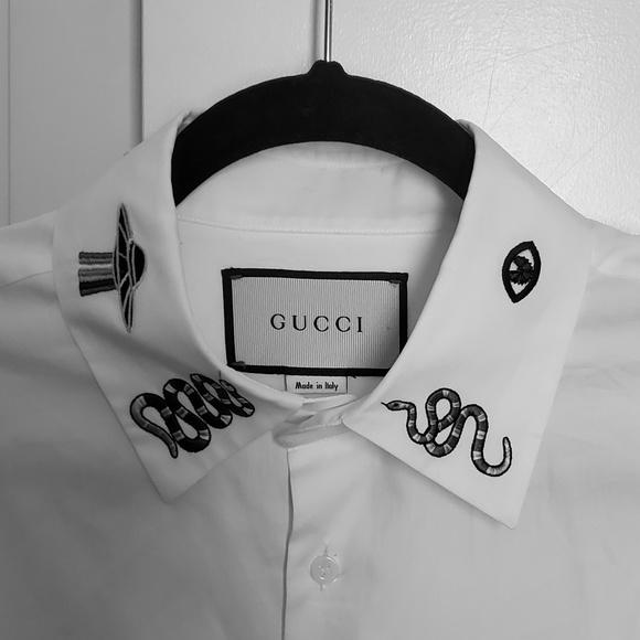 Gucci Other - Gucci button up dress shirt